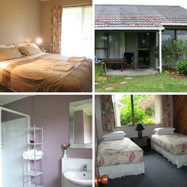Accommodation Tauhara Two bedroom cottage