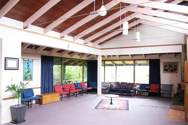 Meeting room Tauhara common room