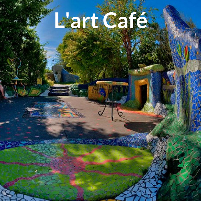 art cafe what to do in Taupo